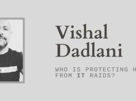 Either Vishal Dadlani is very lucky or someone high up is protecting him from raids