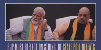 BJP Must Reflect on String of State Poll Defeats