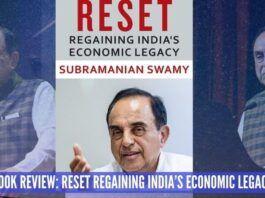 "Book Review-""RESET: Regaining India's Economic Legacy"""
