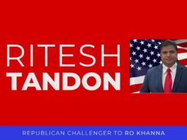Introducing Ritesh Tandon, the Republican candidate for California District 17, who will be challenging the incumbent Democrat Ro Khanna. A must watch conversation for knowing the vision of Ritesh Tandon for his country and his constituency