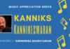 Kanniks Kannikeswaran is a reputed Music arranger, composer and creator of large scale music productions. His production Shanti has been playing to rave reviews as he blends music from the West and the East in a seamless fashion. This is Episode 1 in this series. Share it with all your friends!