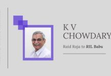 K V Chowdary: From Raid Raja to RIL Babu, controversy is his middle name