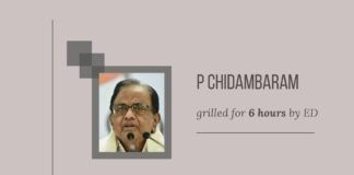 Chidambaram is facing chin music at the hands of the ED for having sanctioned purchase of 111 aircraft at an excessively high rate