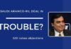 The RIL-Aramco deal runs into headwinds and Mukesh Ambani may have to settle some previous outstanding issues...
