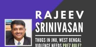 Rajeev Srinivisan unmasks the conspiracy behind JNU violence and explains how all the carefully constructed narratives on CAA are crumbling as the people behind are brutally exposed