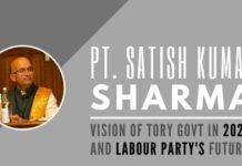 With the Conservative Party coming back with a resounding majority, the stage is set for undertaking some serious reforms, says Pt. Satish Kumar Sharma. One of the key aspects that India and the UK need to work on is to correctly depict the history of India and ensure that the future generations know the real truth. A must watch!