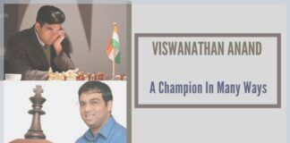 Anand is a sports icon, who revolutionised chess in India, triggering a massive interest in the game. Some credit for the subsequent crop of Grandmasters that the country has produced should go to him.