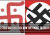 Hitler used Supremacist Aryan racial narrative to carry out a Holocaust of 6 million Jews to racially purify Europe. While the Jews suffered untold misery, the Hindus' holy symbol Swastika was vilified globally and may never return to its original intent.