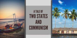 Point is that the two communal states, Kerala and West Bengal, also had the most educated and wise Hindus at the turn of the twentieth century. These two Hindu groups fell for the fraud called communism/socialism.