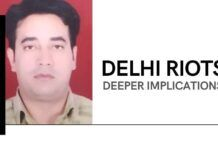The execution and over 400 stabbings of an IB officer points to a larger conspiracy afoot at Delhi