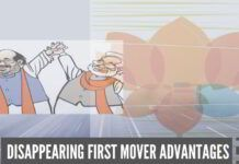BJP need not look for any more first-mover advantages but concentrate on track record.