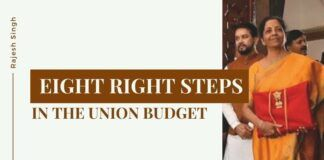 Eight Right Steps in the Union Budget