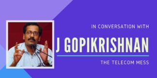 GOI gets a small percentage of every call made on any cell phone. This money is built into your plan and was being collected but what was owed to GOI was not being given, says Gopikrishnan in this in-depth interview.
