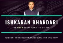 What is more important to Uber? Revenue or National Security? This is the crux of the issue in which an Uber driver was suspended for driving his passenger to the nearest police station after hearing allegedly an anti-national conversation. Ishkaran Bhandari has offered to take up the case for the driver and here are his thoughts