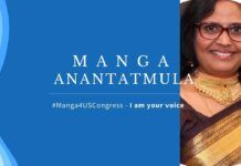 Manga Anantatmula has created a name for herself as a fearless activist and warrior for the causes she believes in. From taking the USCIRF on to making IVY league schools admit more Asian American students, Manga loves to fight the good fight. A must watch!