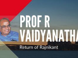 Assuming Rajnikant will enter politics, will he align with one of the MKs or will he form a third front? How will he thread the narrative and with whom? All these and more with Prof RV