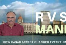RVS Mani explains why he feels 26/11 was a fixed match and the consequences of the attack that led to a Congress win a few months later instead of a defeat. Why was Col. Purohit singled out by UPA? A must watch!