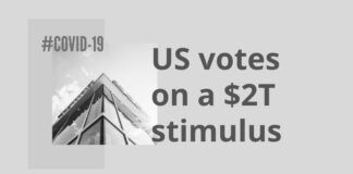 In Phase III of the stimulus initiative, the US votes to provide $2 trillion aid to various segments of the society with more if needed