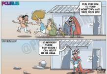 Delhi migrant exodus: Misadventure of Delhi's Superzero