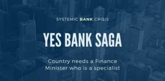 Failures like that of Yes Bank do not happen in isolation and inaction on part of the Government in tracking illegal profits stashed abroad are beginning to hurt