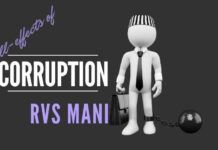 Corruption has now started attacking at the root of the country by enabling crooks to roam free while those responsible look the other way