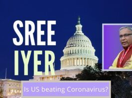 The rebounding of the US Stock Market seems to indicate that the spread of the Coronavirus is under control, feels Sree Iyer. How will Trump proceed against China? Here is a surprising prediction.