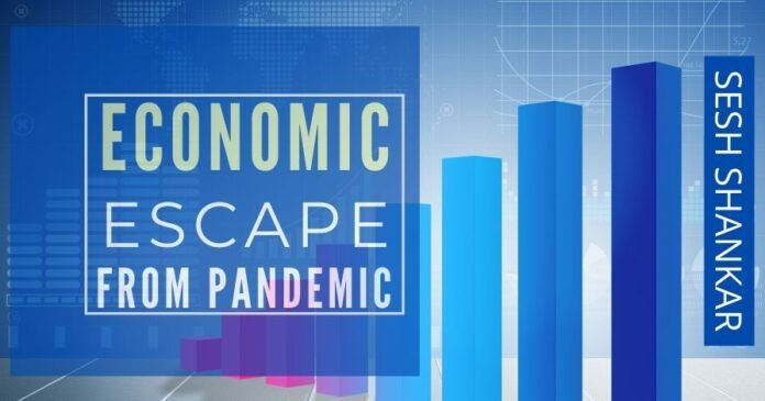 The economic impact of the pandemic is far greater than anything we have seen recently including the global financial crisis.