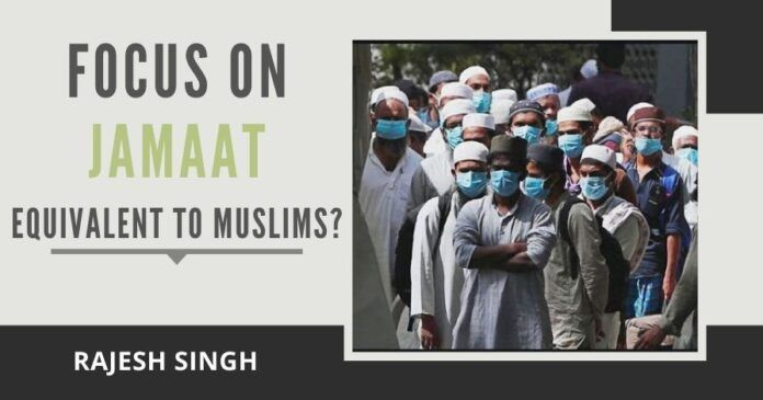 Public anger over the Jamaat's antics is justified and the seculars see the outrage as anger against the Muslims.