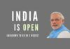 India announces that it is opening its businesses perhaps paving way for a lifting of lockdown