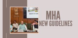 In a 13 page circular to the States and Union Territories, the Ministry of Home Affairs (MHA) said that the States and District administration can add up restrictions subject to the situation on the ground.