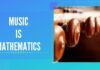 Music has laws like mathematics, and if the laws are followed, we have the music we call great.