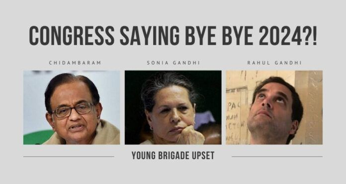 Is Sonia choosing Chidambaram to advise RaGa a case of appeasement or is there more going on than meets the eye?