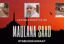 The lavish lifestyle of Maulana Saad shows that leading a simple lifestyle is only for others