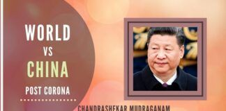 China deliberately hid news about the outbreak of the virus in December 2019 from the rest of the world, thereby enabling the virus to spread across the globe and develop into a pandemic.