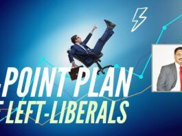 Taking aim at the intellectually bankrupt philosophy of the Left-Liberals and their 7-point economic plan, M R Venkatesh stresses the need of rebutting these ideas with facts and figures. A proven political ideology continues to make the rounds in India thanks to MSM.