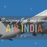 A detailed flight schedule of Air India flights arriving from various countries is published