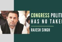 A recent public survey aired by a prominent news channel revealed that the people were by and large satisfied with the measures taken by the Modi government in tackling the pandemic. So for Congress, the publicity stunts have few takers