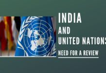 India's contribution to the budget of the United Nations and each of its specialized agencies based on UN Scale of Assessment was about 0.36 to 0.38% of the total budget of each of the agencies.