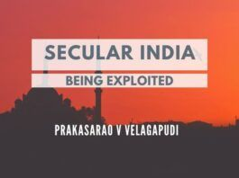 Many Hindu politicians appear to be trenched into this ideology of See no Muslim Evil, Hear no Muslim Evil,and Speak no Muslim Evil.