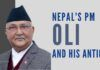 Oli's government not just slapped its claim on the territories firmly in India's jurisdiction but also unilaterally published a new political map that showcased these regions as part of Nepal.