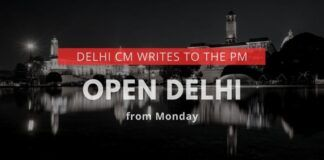Delhi Chief Minister writes to the PM, suggests a gradual lifting of lockdown and back to normalcy