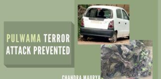 Fauji Bhai, an IED expert, had fabricated the Santro Car, fitted with 40-45 kgs of explosives in Pulwama
