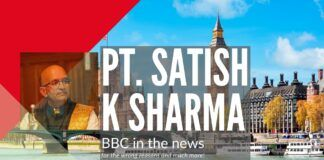 A stinging letter by Priti Patel to the BBC on its attirude towards Modi