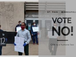 The twin cities of St.Paul and Minnesota are hastily trying to pass a near-identical resolution as Seattle against India's CAA and (yet to be drafted) NRC
