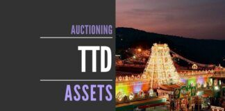 The real truth behind the auctioning of TTD properties in various states of India