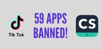 India cracks the whip, bans 59 Chinese apps