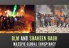 BLM is an excuse and a conning tool for the sole intent of overthrowing the current Trump government and establishing a communist regime. The exact reason why Shaheen Bagh was cultivated against the Modi government