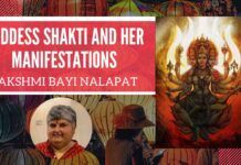 Lakshmi Bayi Nalapat highlights the various forms of Goddess Shakti and clears some of the misconceptions on forms like Chinnamasta and stresses the importance of not being just a Hindu but a devout Hindu to stop conversion.