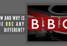 """The BBC's false and insensitive reporting categorized the London riots as """"largely peaceful"""" despite injuries to police officers"""
