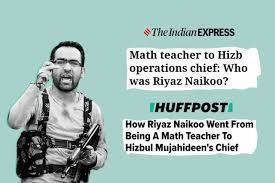 Islamic Hizbul terrorist glorified as a poor simple math teacher